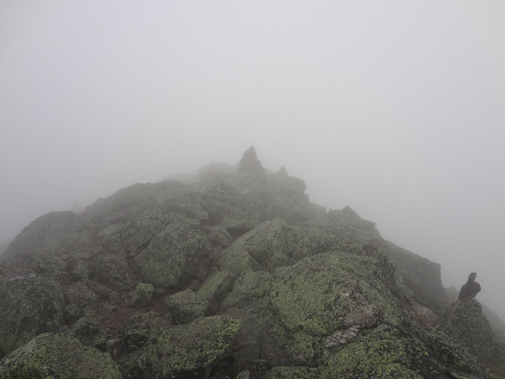 Mt. Madison Summit