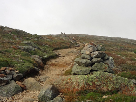 Northern Mt. Eisenhower Ascent