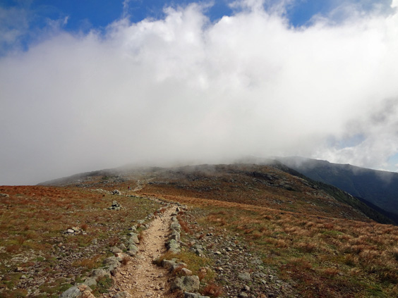 Presidential Traverse North of Mt. Eisenhower