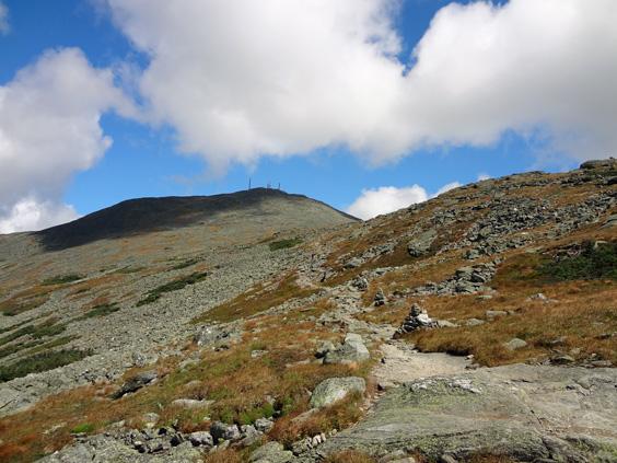 Mt. Washington AT Ascent