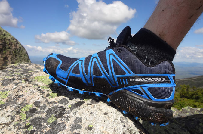 Salomon SpeedCross 3 Trail Running Shoe Review Trail & Tough