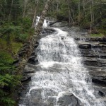 Moosilauke Beaver Brook Waterfall 2
