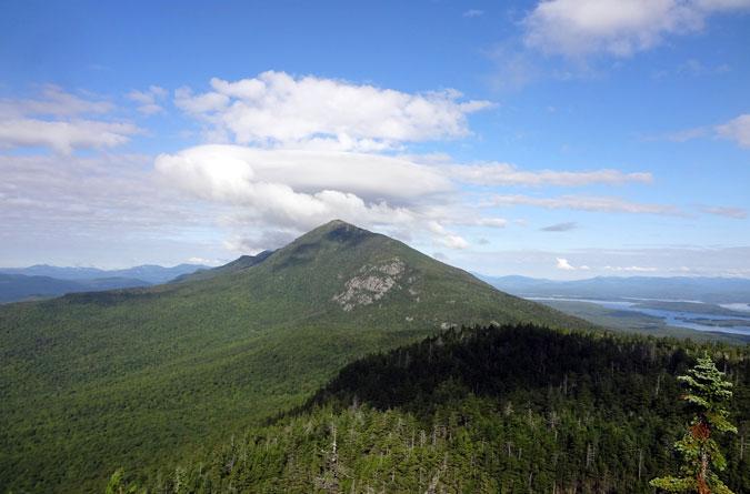 The Bigelow Mountain Range