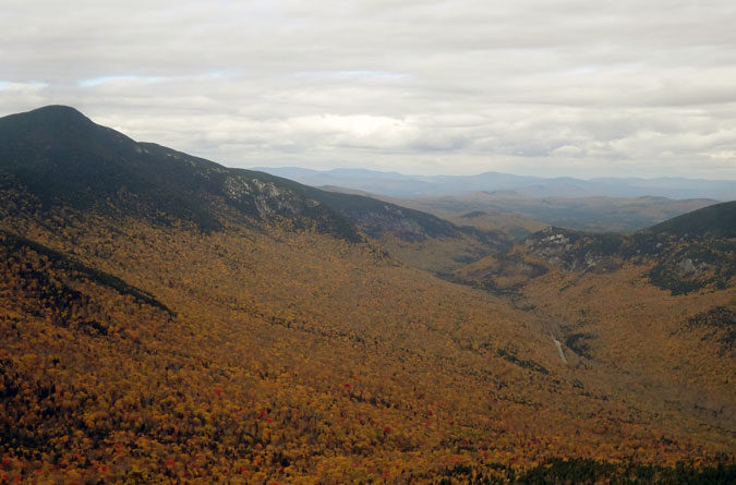 Sunday River Whitecap Grafton Notch View
